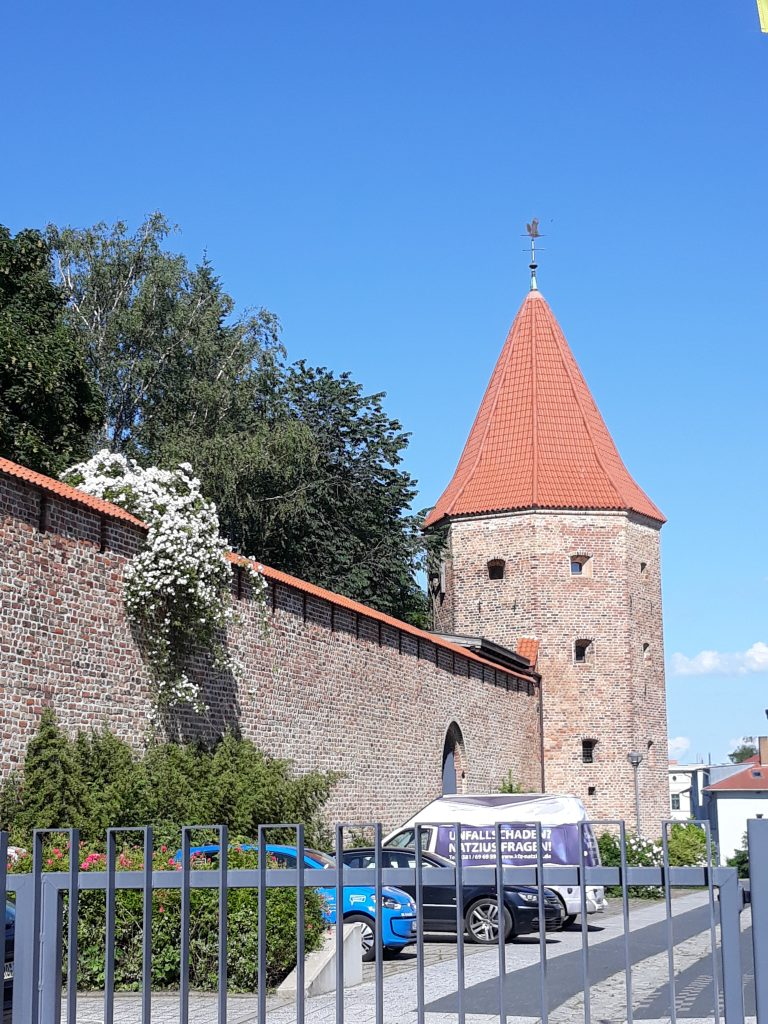 Die Stadtmauer